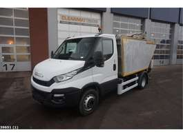 garbage truck Iveco Daily 70C15 VDK 7m3 2016