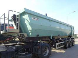 tipper trailer Meiller 3 ASSIGE KIPPER TRAILER 2009