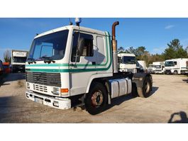 cab over engine Volvo FL10 320 1991