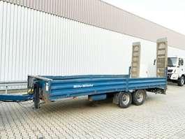lowloader semi trailer ETU-TA 11,0 ETU-TA 11,0 2011