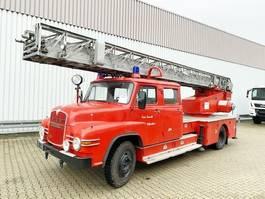 ambulance lcv MAN 635 H DL 4x2 635 H DL 4x2 Feuerwehr-Drehleiter Metz 1965