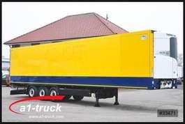 refrigerated semi trailer Krone SDK 27 ,Thermoking SLXe300, Doppelstock 2012