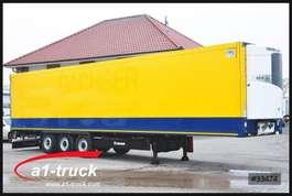 refrigerated semi trailer Krone SD, TKS, Thermoking SLXe 300, 2012