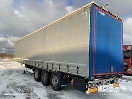 sliding curtain semi trailer Krone Schuifzeil Standaard 2014