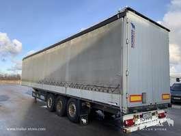 sliding curtain semi trailer Schmitz Cargobull Schuifzeil Zijborden 2010