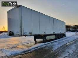 refrigerated semi trailer Schmitz Cargobull Cargobull 2009