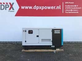 генератор Atlas Copco (WUXI) QIS 65 - 65 kVA Generator 2019