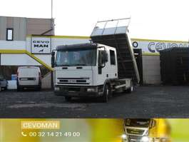 tipper truck Iveco 80E17 doka kipper 2003