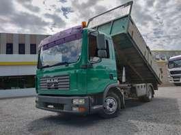 tipper truck MAN TGL 7.150 Kipper euro4 2006