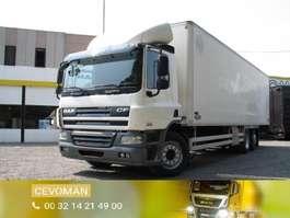 refrigerated truck DAF CF75.310 Frigo Chereau 2009