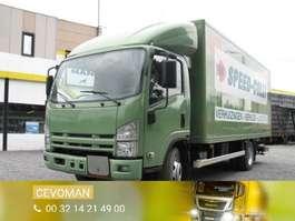 closed box truck Isuzu NPR 75 Euro4 2009