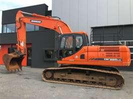 crawler excavator Doosan DX 225 LC-3 Excavator 2014
