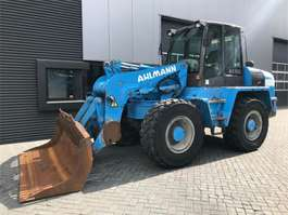 wheel loader Ahlmann AZ150 '04 2004