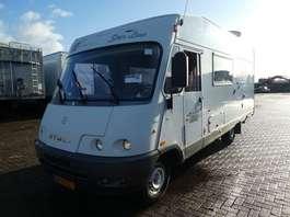 bus camper Hymer 312 D intergraal 1998
