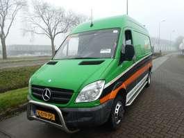 veículo comercial ligeiro fechado Mercedes Benz SPRINTER 516 CDI l2h2, airco, a.h 2010