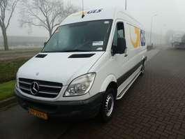 geschlossenes Nutzfahrzeug Mercedes Benz SPRINTER 313 CDI 2013