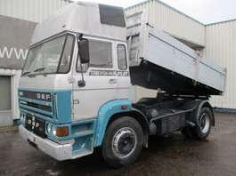 Kipper-LKW DAF 2500 FT , 3 way tipper , 4x2 1987