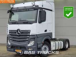 caminhão trator Mercedes Benz Actros 1842 LS 4X2 Parking Cooler 2x Tanks Euro 6 2016
