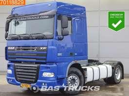 caminhão trator DAF XF105.460 4X2 SC Euro 5 2012