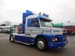caminhão trator Scania T 143 HA4X2A  V8 1995