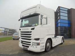 caminhão trator Scania R410 Streamline / Euro 6 / Retarder / 2 Tanks / 4x in stock 2016