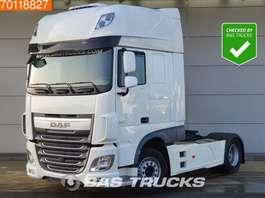 caminhão trator DAF XF 460 4X2 SSC Intarder Standklima 2x Tanks Euro 6 2016