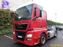 caminhão trator MAN TGX 480 Euro 6 INTARDER 2014