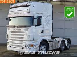 caminhão trator Scania R620 6X4 Retarder V8 Hydraulik Xenon Euro 4 2007