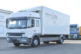 geschlossener Kastenwagen Mercedes Benz Atego 1524 Euro5 Koffer Ladebordwand 2t