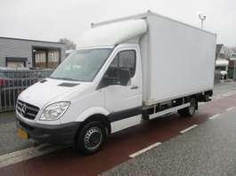samochód dostawczy ze skrzynią zamkniętą Mercedes Benz Sprinter 516 CDI 120KW 432 KOFFER LAADKLEP LBW  KLIMA 2013