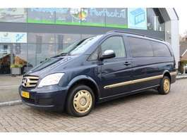 minivan – bus osobowy Mercedes Benz Viano 2.2 CDI Trend Extra Lang 7-Persoons VIPBUS 2011