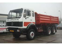 camion a cassone ribaltabile Mercedes Benz 2632K  6X4 1984