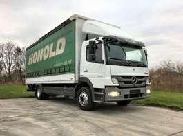 nákladní vozidlo s uzavřenou skříní Mercedes Benz Atego 1224 zeer verzorgd! 2012
