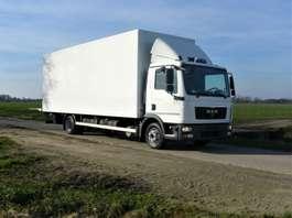nákladní vozidlo s uzavřenou skříní MAN TGL 7.190 Nieuw Demovrachtwagen!! 2019