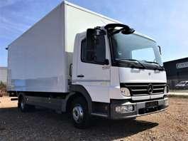 nákladní vozidlo s uzavřenou skříní Mercedes Benz Atego 816 7500KG 2010