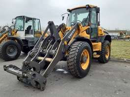 wheel loader Volvo L 45 G 2014