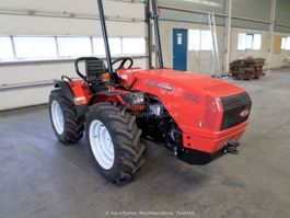 mini - compact - garden tractor Goldoni CLUSTER 70 RS 4WD 2017