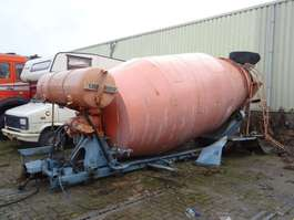 betoniarka wyposażenie Liebherr Mixer 10m³ Good Working Condition Mixer 10m³ Good Working Condition 1988
