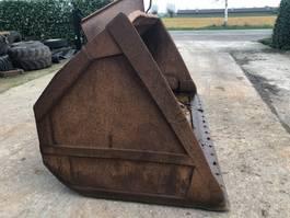 wheel loader dichte bak