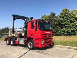 Kranwagen Mercedes Benz ACTROS 3360 V8 6X4 WITH HIAB251S80 2013