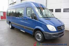 autobús taxi Mercedes Benz Sprinter Transfer 518 CDI 16 Sitze Dachklima 1.H 2007