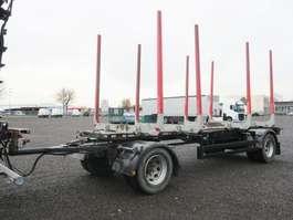 tilt trailer Pavic HTA 20 Kurzholzanhänger 2014