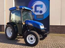 Mini - Kompakt - Gartentraktor New Holland Tractor T3030 4WD Achterhef-Hydraulic-Cabine-AIRCO  1425 Hour!! Very goo... 2012