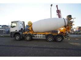 camion betoniera Mercedes Benz AROCS 4142 8X4 12 M3 MIXER EURO 6 81.200KM 2017