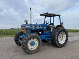 farm tractor Ford TW-15