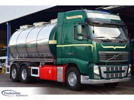 tank truck Volvo FH 420, 17000 Liter, Inox - Edelstahl, 6x2, Truckcenter Apeldoorn 2011