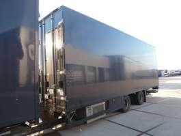 closed box trailer Draco MZS 220 2005