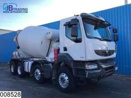 camion betoniera Renault Kerax 430 Dxi  8x4, EURO 5 EEV, Baryval,  8 M3, Beton / Concrete mixer ,... 2013