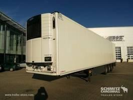 refrigerated semi trailer Schmitz Cargobull Tiefkühlkoffer Standard 2016
