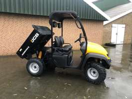 wheel loader JCB Workmax 800D 2014